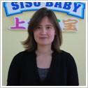 上海外国语大学 Sophie--Sophie 上外宝宝外教Sophie ,毕业于英国约克大学历史&教育专业,毕业后来到上海外国语大学学习中文,后留校任教。从事幼儿教育数年来,以其开朗活泼的性格和认真负责态度得到了广大宝宝家长的认可,并受到了宝宝们的喜爱。